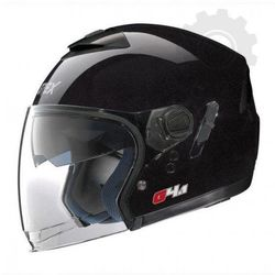 KASK OTWARTY GREX G4.1 KINETIC 1 METAL BLACK KOLOR CZARNY