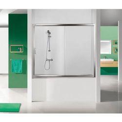 SANPLAST drzwi nawannowe TX5 130 wnękowe szkło W0 (parawan) D2-W/TX5b-130 600-271-1530-38-401