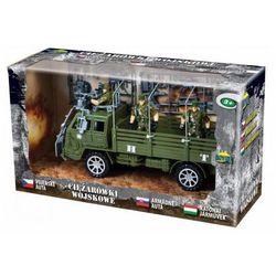 Ciężarówka wojskowa. Darmowy odbiór w niemal 100 księgarniach!