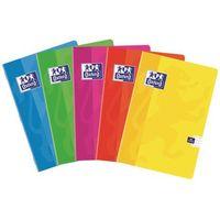 Zeszyty, Zeszyt szkolny Oxford Soft Touch A5/60k. 400-877 linia