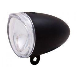 Lampka przednia SPANNINGA TRENDO XB + bateria czarna