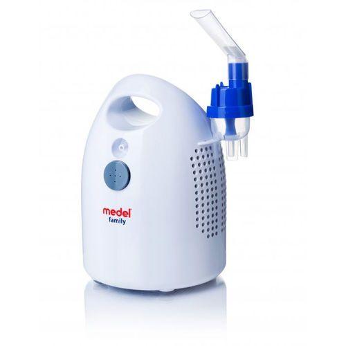 Inhalatory i nebulizatory, Inhalator Nowy Medel Family - cichy i szybki - - 1 szt.