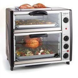 OneConcept All-You-Can-Eat podwójny piekarnik z płytą grillową 2400 W42 L
