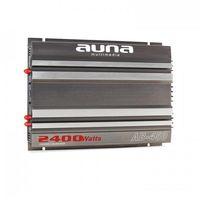 Wzmacniacze samochodowe, Auna AB-450 4-kanałowy wzmacniacz samochodowy 360W RMS 2400W max. Racing-Design