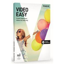 MAGIX Video easy - Box - EN - Certyfikaty Rzetelna Firma i Adobe Gold Reseller