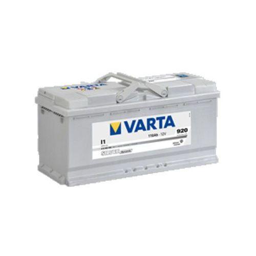 Akumulatory samochodowe, Akumulator VARTA SILVER Dynamic I1 12V 110Ah 920A (EN) +P