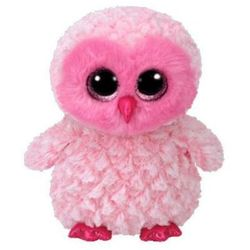 Beanie boos twiggy - pink owl 15 cm