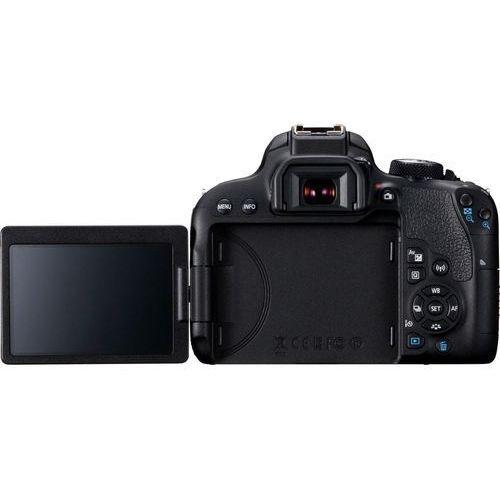 Lustrzanki cyfrowe, Canon EOS 800D