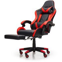 Fotel gamingowy NORDHOLD - FENRIR - czerwony