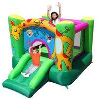 Zabawki dmuchane, Dmuchany plac zabaw Happy Hop - Żyrafa