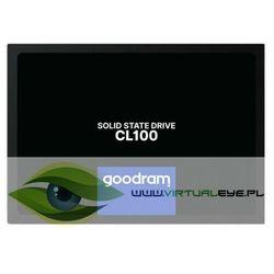GOODRAM DYSK SSD CL100 G3 240GB SATA3 2,5