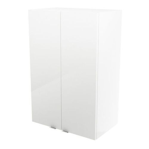 Szafki łazienkowe, Szafka wisząca GoodHome Imandra 60 x 90 x 36 cm biała