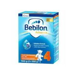 Bebilon - 4 Mleko modyfikowane w proszku