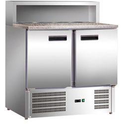 Stół chłodniczy do pizzy 2 drzwiowy STALGAST 843029