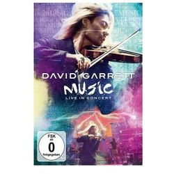 Music, Live In Concert, 1 DVD