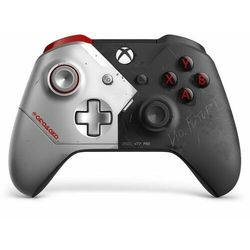 MICROSOFT Kontroler Xbox One Cyberpunk 2077 Limited Edition