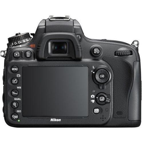 Lustrzanki cyfrowe, Nikon D610