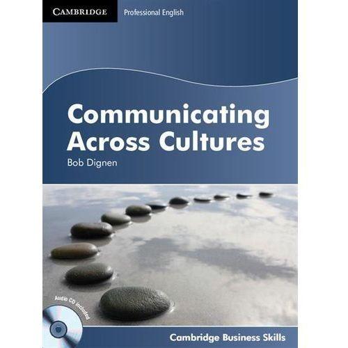 Książki do nauki języka, Cambridge Business Skills: Communicating Across Cultures Student's Book with Audio CD (opr. miękka)
