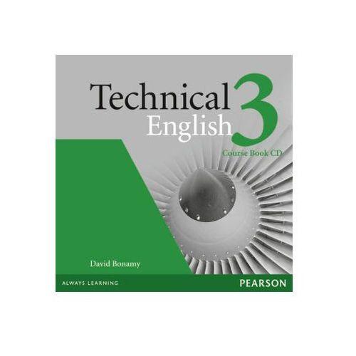 Książki do nauki języka, Technical English 3. Course Book CD (Płyta CD)