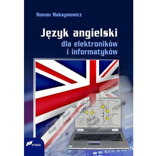 Książki do nauki języka, Język angielski dla elektroników i informatyków (opr. miękka)