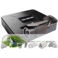 Zestawy monitoringowe, Zestaw pełny: Rejestrator GS-M1004NH-V2 + Kamera GS-CM4-30IR-V 720p + Dysk 500 GB