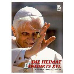 Kraina Benedykta XVI (wersja niem.) (opr. twarda)