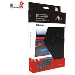 ART ZESTAW KLAWIATURA BLUETOOTH + ETUI DO TABLETU 10,1'' AB-110 TORTAB AB-110 - odbiór w 2000 punktach - Salony, Paczkomaty, Stacje Orlen