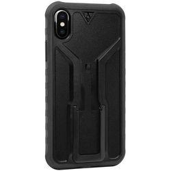 Topeak RideCase do iPhone X Obudowa z uchwytem, black/grey 2019 Akcesoria do smartphonów Przy złożeniu zamówienia do godziny 16 ( od Pon. do Pt., wszystkie metody płatności z wyjątkiem przelewu bankowego), wysyłka odbędzie się tego samego dnia.