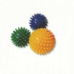 Piłka rehabilitacyjna z kolcami TGR PRJ 101 A kolor niebieski - rozm. 6cm
