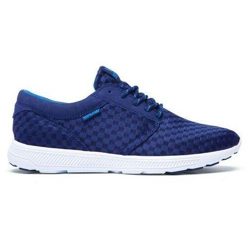 Obuwie sportowe dla mężczyzn, buty SUPRA - Hammer Run Navy-White (NVY) rozmiar: 40