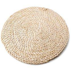 Okrągła mata na stół naturalna eco 40cm