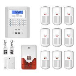 Alarm bezprzewodowy GSM PROTECTA R9 + syrena 105 dB - Alarm bezprzewodowy PROTECTA R9 + syrena 105 dB Protecta r9 przewodowa (-19%)