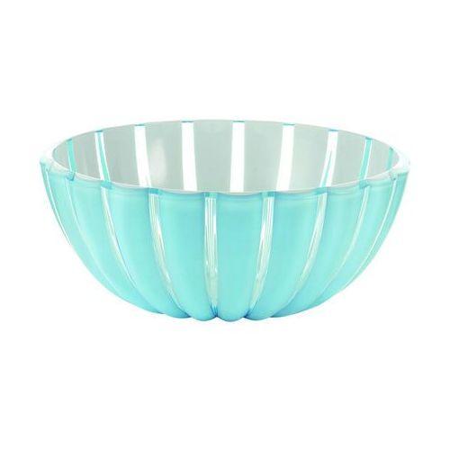 Misy i miski, Guzzini - Grace - miska 25 cm, niebieska - niebieski