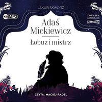 Literatura młodzieżowa, Adaś Mickiewicz. Łobuz i mistrz audiobook (opr. kartonowa)
