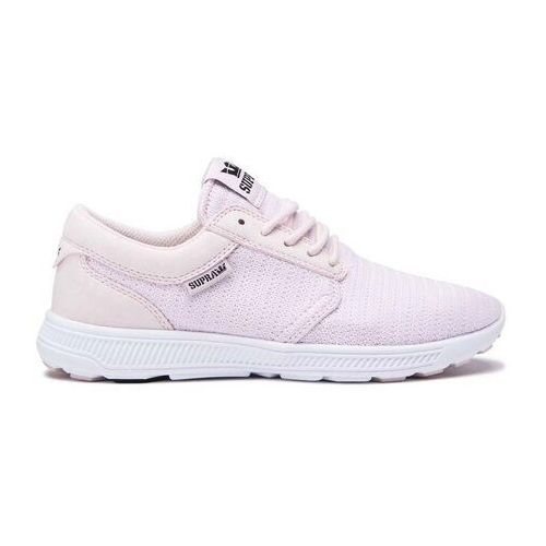Damskie obuwie sportowe, buty SUPRA - Hammer Run Pink/Pink-White (684) rozmiar: 36.5
