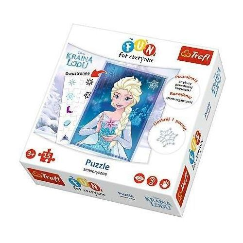 Puzzle, PUZZLE FFE 15 FROZEN ( fun for everyone )