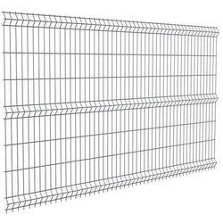 Panel ogrodzeniowy Polargos Sparta50 153 x 250 cm oczko 5 x 20 cm ocynk antracyt