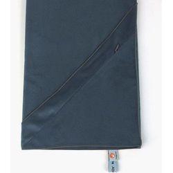 Ręcznik treningowy z kieszonką Dr.Bacty M ciemnoszary - Szary