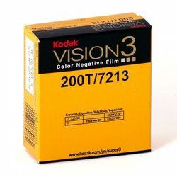 KODAK Vision3 200T Super 8/15 m film negatyw kolor