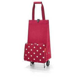 Wózek na zakupy Foldabletrolley Ruby Dots