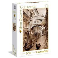 Puzzle, Puzzle CLEMENTONI 35005 High Quality Collection Venezia (500 elementów)