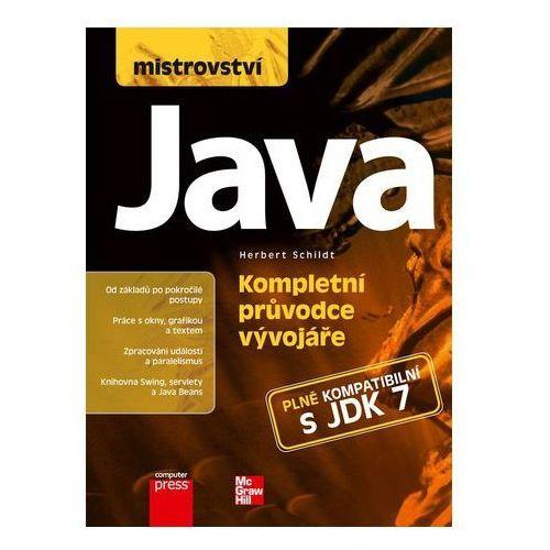 Pozostałe książki, Mistrovství - Java Herbert Schildt