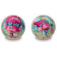 Piłki dla dzieci, Piłka gumowa, Trolls Poppy, 23 cm - Mondo