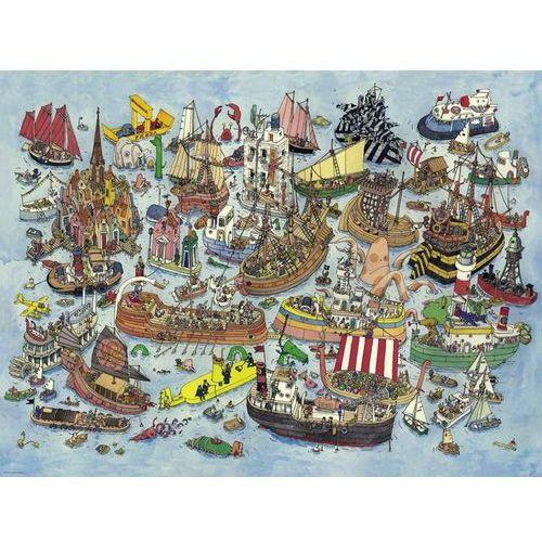 Puzzle, Puzzle 1500 elementów - Regaty - DARMOWA DOSTAWA OD 199 ZŁ!!!