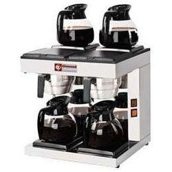 Ekspres do kawy   2 grupy   4 płyty   4800W   10x360x(H)430mm