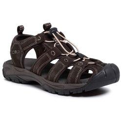 Sandały CMP - Sahiph Leather Hiking Sandal 30Q9507 Espresso Q946