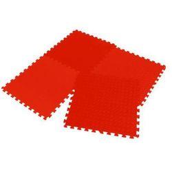 Mata ENERO Puzzle 60 x 60 cm (4 szt.) Czerwony