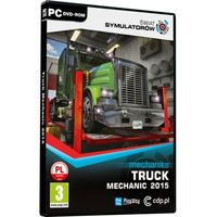 Gry na PC, Truck Mechanic Simulator 2015 (PC)