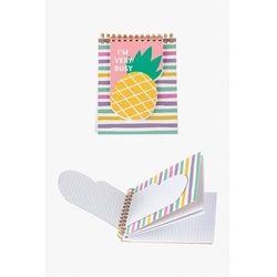 Notatnik z ananasem 3Y3815 Oferta ważna tylko do 2023-07-02