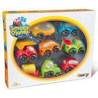 Garaże dla dzieci, Smoby Vroom Planet Zestaw Pojazdów do Garażu